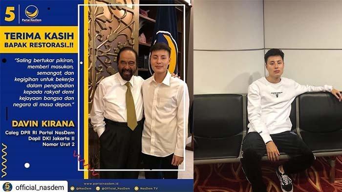 Anak Bos Lion Air, Davin Kirana Dituding Suara Tinggi Karena Penggelembungan Suara, Siapakah Dia?