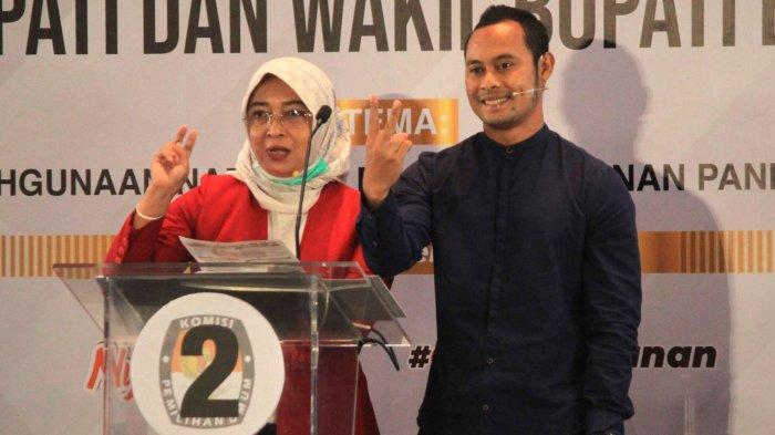 Calon Bupati Bandung Yena Iskandar Masoem Sebut Penting Pemulihan Ekonomi Warga Saat Pandemi