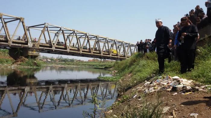 Inilah Empat Faktor yang Menjadi Penyebab Sungai Citarum Tercemar Versi Rektor ITB