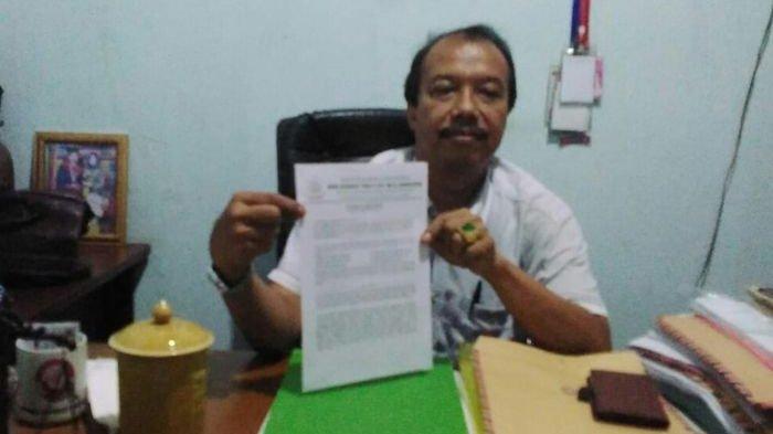 Dede Sunarya, kuasa hukum Sekretaris Daerah (Sekda) Kabupaten Subang, Aminudin.