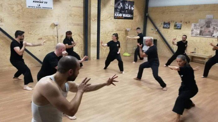 Para Stuntman di Prancis Pun Ingin Belajar Pencak Silat, Oleh-oleh Pesilat Sunda dari Eropa