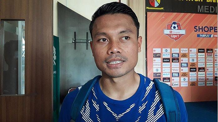 Dedi Kusnandar Perpanjang Kontrak di Persib Bandung hingga 2023, tapi Mengaku Masih Penasaran