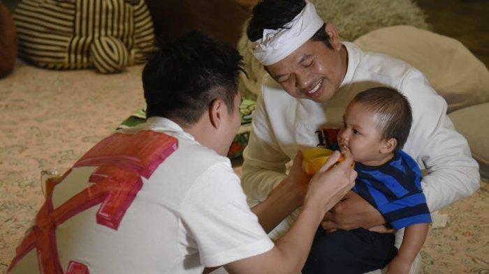 Dedi Mulyadi, Baim Wong, dan Kiano