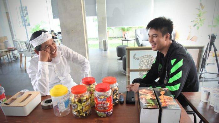 Dedi Mulyadi dan Baim Wong