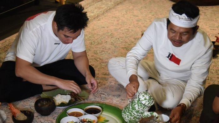 Pesan Menyentuh Dedi Mulyadi untuk Baim Wong, ''Setiap Orang yang Datang Jangan Dikosongin''