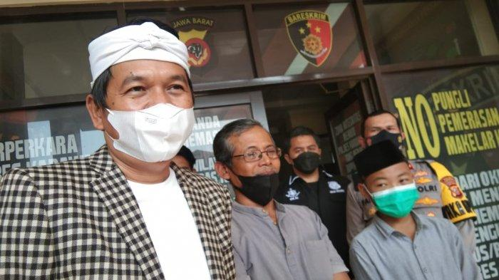 Dedi Mulyadi dan Bocah Rh Datangi Polres Karawang, Cabut Laporan Kasus Pengeroyokan