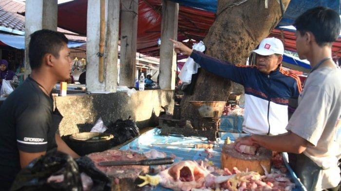 Dedi Mulyadi Marah-marah di Pasar Leuwipanjang, Ancam Pidanakan Seorang Pedagang, Ini Ceritanya