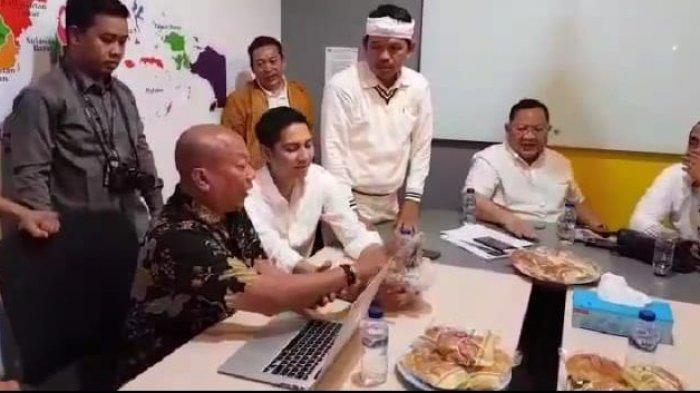 Dedi Mulyadi Gebrak Meja, Kesal Pihak Sucofindo Berbelit-belit, Kasus 1.015 Kontainer Sampah Impor
