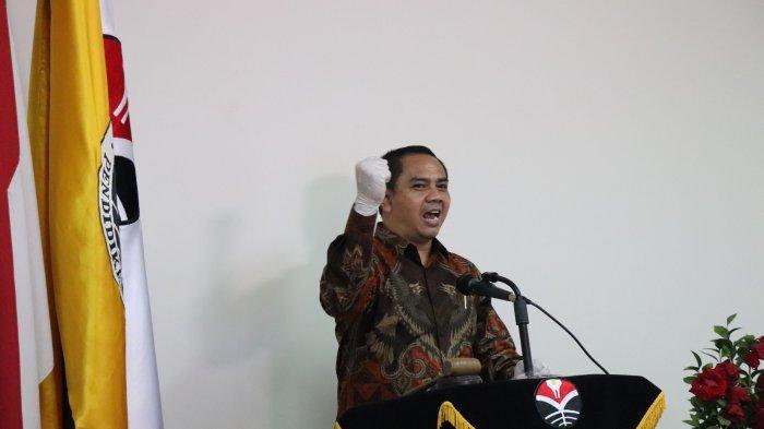 Dekan FPOK UPI, Agus Rusdiana SP.d MA Ph.D
