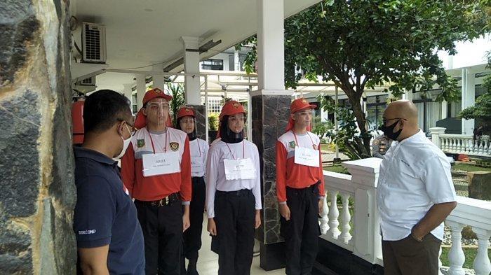 BREAKING NEWS: 2 Anggota Paskibraka Sukabumi Terkonfirmasi Positif Corona, Tertular dari OTG
