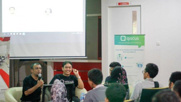 Qiscus, Startup asal Yogyakarta Garap Pasar Layanan Messaging, Ingin Pimpin Pasar Asia Tenggara