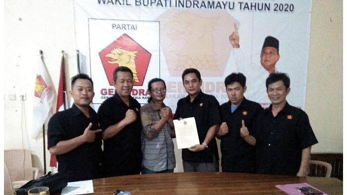 Jelang Pilkada 2020 Indramayu, 8 Nama Balon Bupati dan Wakil Bupati Daftar Melalui Gerindra