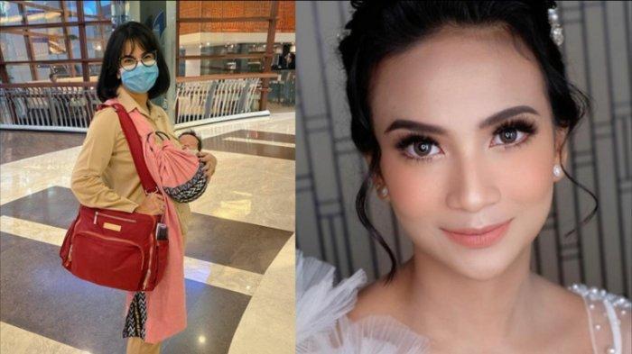 Vanessa Angel Menyedihkan, Terpaksa Tinggalkan Bayi karena Dipenjara: Gala Kuat Mi, Bobo Dulu Ya Mi