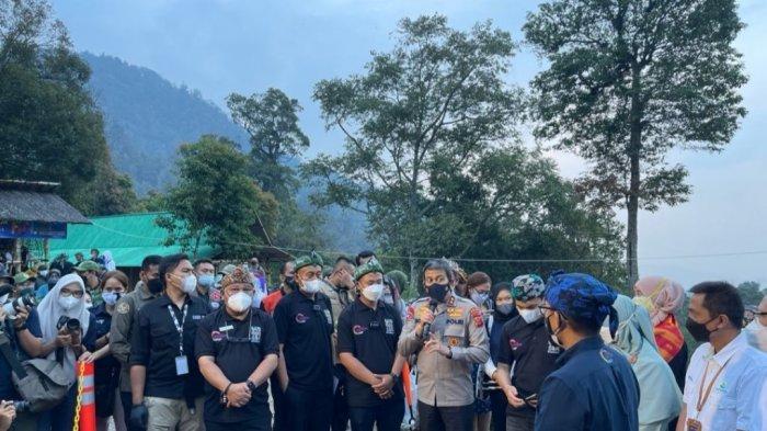 Kapolda Jabar Dukung Kebangkitan Pariwisata di Tengah Pandemi Melalui Program Anugerah Desa Wisata