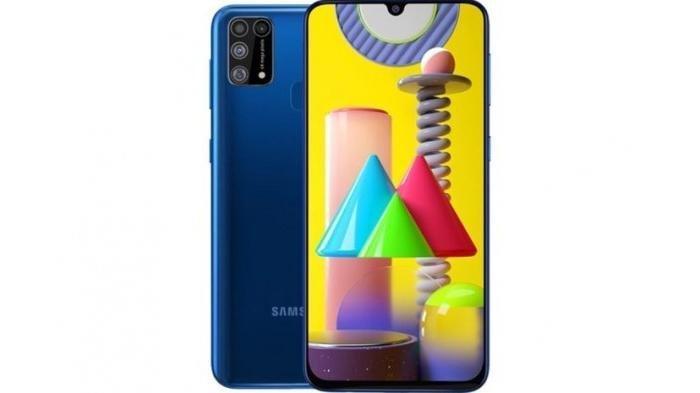 Bocoran Harga dan Spesifikasi Hape Terbaru Samsung, Galaxy M31 yang Akan Meluncur