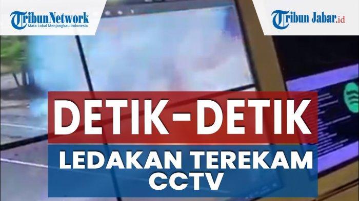 Bom di Gereja Katedral Makassar, Meledak saat Pelaku Ditahan Satpam Agar Tak Masuk