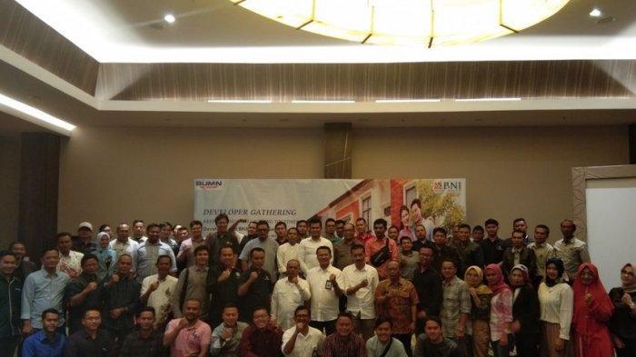 Ajak Pengusaha Bersinergi, BNI Gelar Developer Gathering di Garut