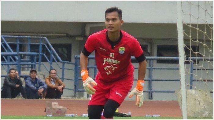Kiper Persib Bandung Dhika Bhayangkara Mengaku Grogi Ketika Main di Asia Challenge 2020