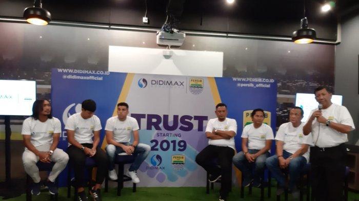 Persib Bandung Dapat Sponsor Baru, Nama Perusahaannya Baru Bermain di Bisnis Sepak Bola