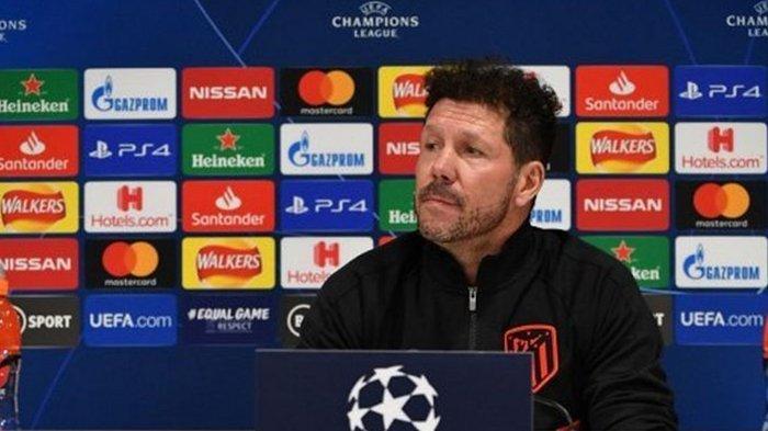Live Streaming AC Milan vs Atletico Madrid: Diego Simeone Sesumbar akan Permalukan Tuan Rumah