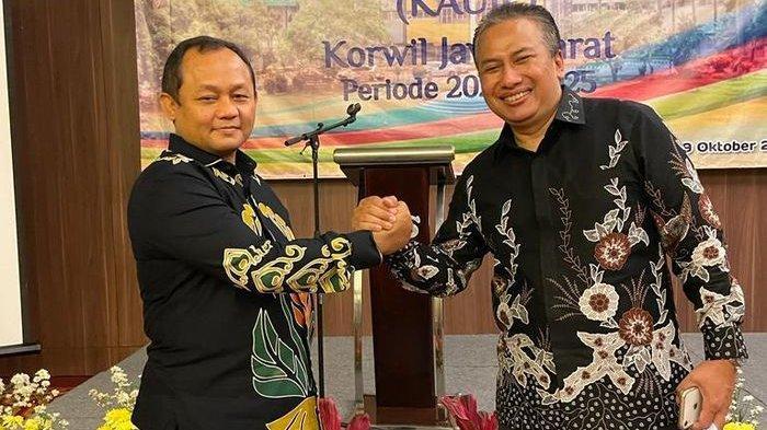 Dr Pitoyo dilantik jadi Ketua Umum Keluarga Alumni Universitas Jember Korwil Jabar