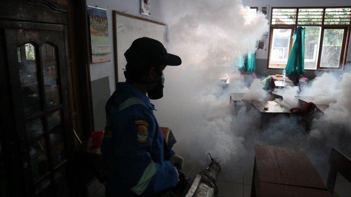 DBD di Kabupaten Cirebon Capai 15 Orang, Dinkes Lakukan PSN dan Fogging