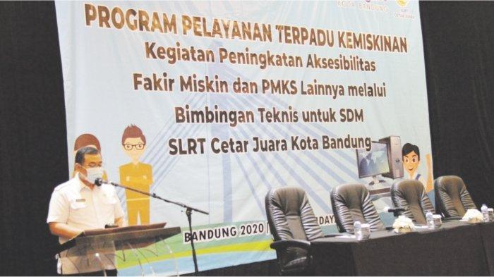 Hadirkan PUSKESOS, Dinsos Kota Bandung  Beri Kemudahan Warga Dalam Mengurus Persoalan Sosial