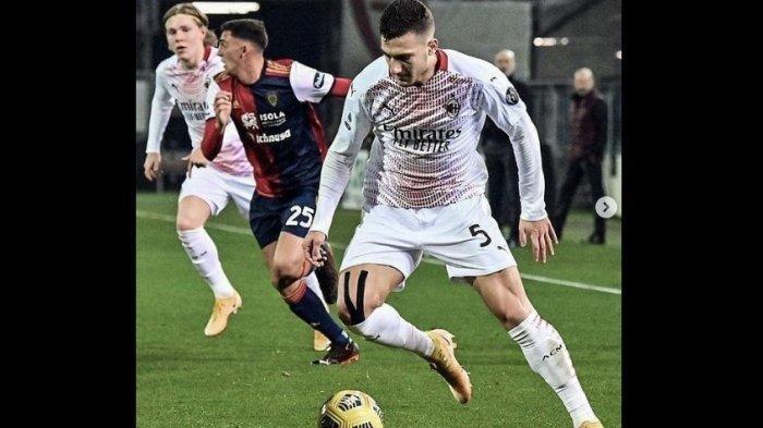 AC Milan Raih 3 Poin di Kandang Hellas Verona, Pemain Pinjaman dari Man United Cetak Gol