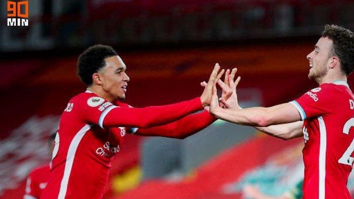 Liverpool vs West Ham, Live Mola TV, The Reds Harus Waspadai Ancaman Bola Mati The Hammers