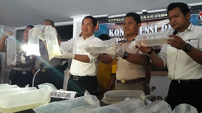 Jalankan Usaha Tanpa Izin, Pengepul Baby Lobster Ditangkap Polisi