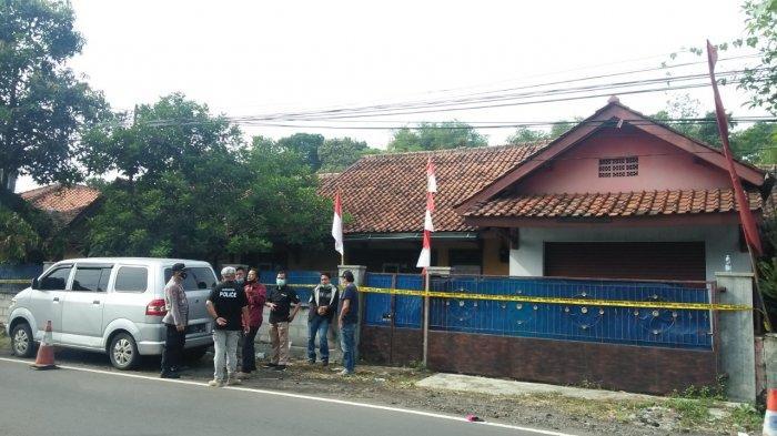BREAKING NEWS : Polisi Gerebek Sebuah Rumah di Sumedang, Diduga Jadi Tempat Produksi Psikotropika