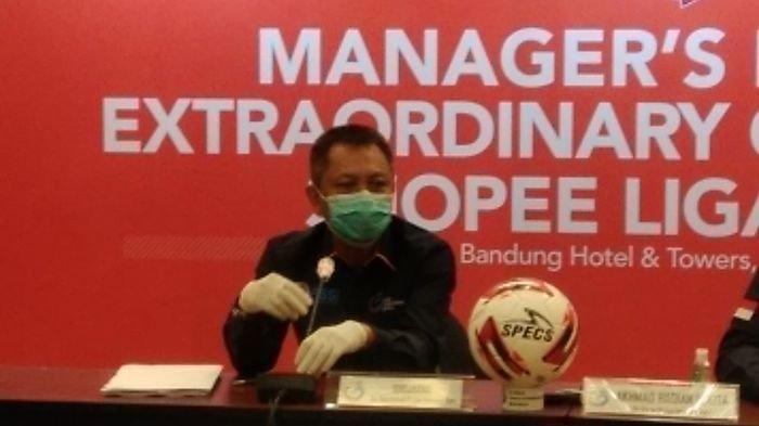 Liga 1 2021 Resmi Ditunda, PT LIB Akan Gelar Pertemuan dengan Klub-Klub untuk Bahas Ini