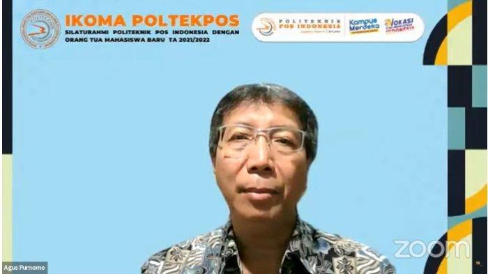 Direktur Poltekpos Indonesia Dr. Ir. Agus Purnomo MT
