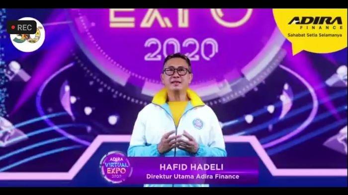 Adira Dorong Pertumbuhan Ekonomi melalui Virtual EXPO 2020, Berikut Tanggal Berlangsungnya
