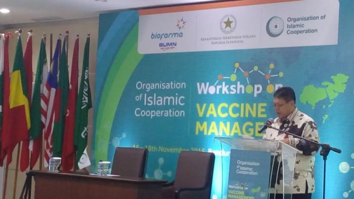 Bio Farma Bantu Dunia Berantas Penyakit dengan Transfer Teknologi Pembuatan Vaksin