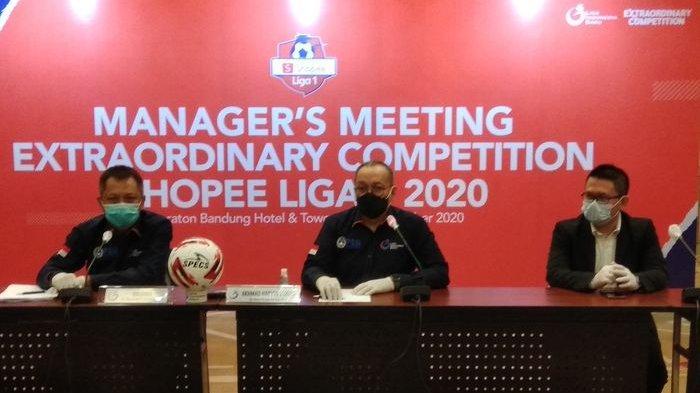 Keinginan Persib Terwujud, PT LIB dan PSSI Agendakan Turnamen Pramusim Sebelum Liga 1 Bergulir