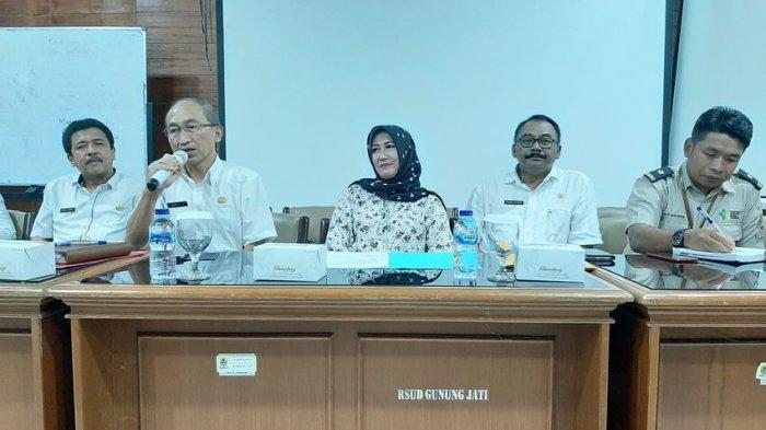 Kondisi Membaik, WNA Asal Hubei Cina Masih Dirawat di Ruang Isolasi RSD Gunung Jati Kota Cirebon