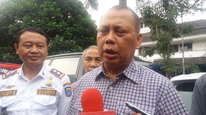 Cek Armada, Dirjen Perhubungan Darat Naik Bus Umum dari Jakarta