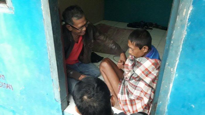 Disabilitas yang Dipukuli di Warung Pecel Lele Masih Trauma, Meringkuk di Kamar Kontrakan Kecil