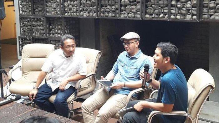 Para Balon Wali Kota Bandung Beda Partai Diskusi dalam Satu Ruang