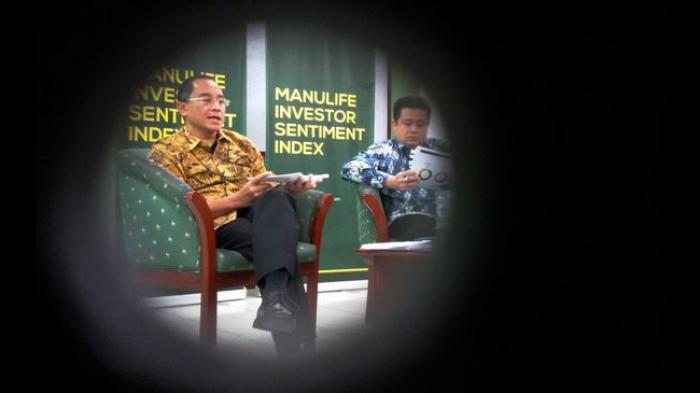 BREAKING NEWS FOTO: Seperti Ini Perencanaan Keuangan Investor Indonesia