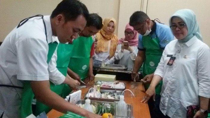 Semua Pasar di Kota Bandung Dilengkapi Mini Lab Food Security