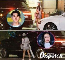 Dispatch melihat Hyun Bin dan Son Ye Jin berolahraga bersama, mengunjungi pusat golf.