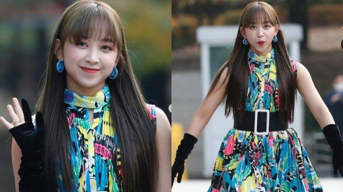 Dita Karang dalam sorotan media korea