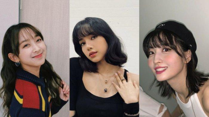 Jadi Dancer Kpop, Dita Karang Secret Number, Momo TWICE hingga Lisa Blackpink Disorot Vogue Hongkong