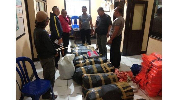 Ditpolairud Polda Jabar Gagalkan Penyelundupan Baby Lobster Senilai Rp 27 Miliar di Sukabumi