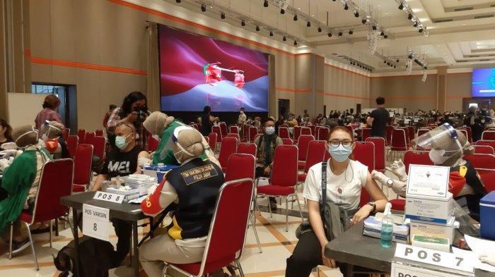 Warga Bandung Jalani Vaksinasi Covid-19 Supaya Sehat, Akan Disemangati Kapolri