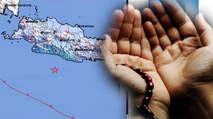 Garut Diguncang Gempa, Ini Doa saat Gempa, Minta Keselamatan, Dibaca Rasulullah, Disyariatkan Islam