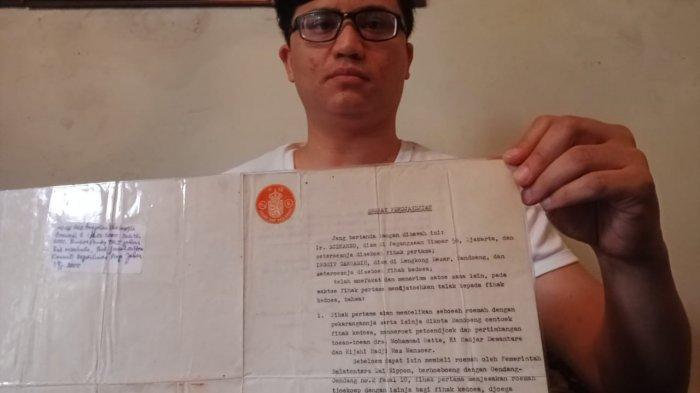 Surat Nikah dan Cerai Soekarno dan Inggit Garnasih Sempat Ditawar Rp 100 Miliar dari Belanda