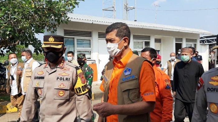 Cek Kesiapan Posko Penyekatan di GT Palimanan, Doni Monardo Ingatkan Hal Ini